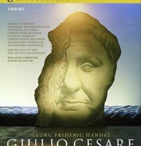Giulio Cesare 3-DVD Set