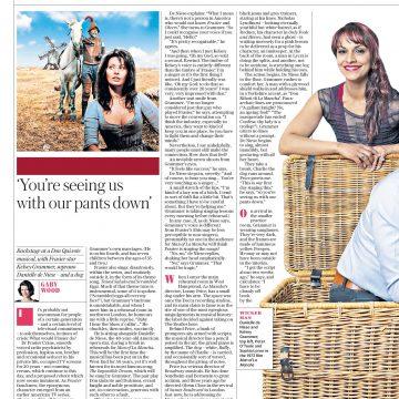 Theatre: Man of La Mancha – The Daily Telegraph